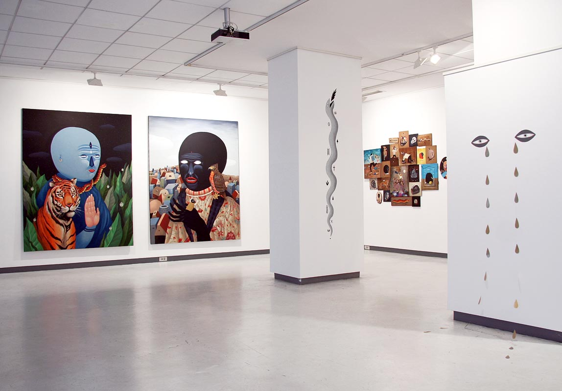 Aitch & Saddo - The Golden Hours - Calina Gallery, Timişoara