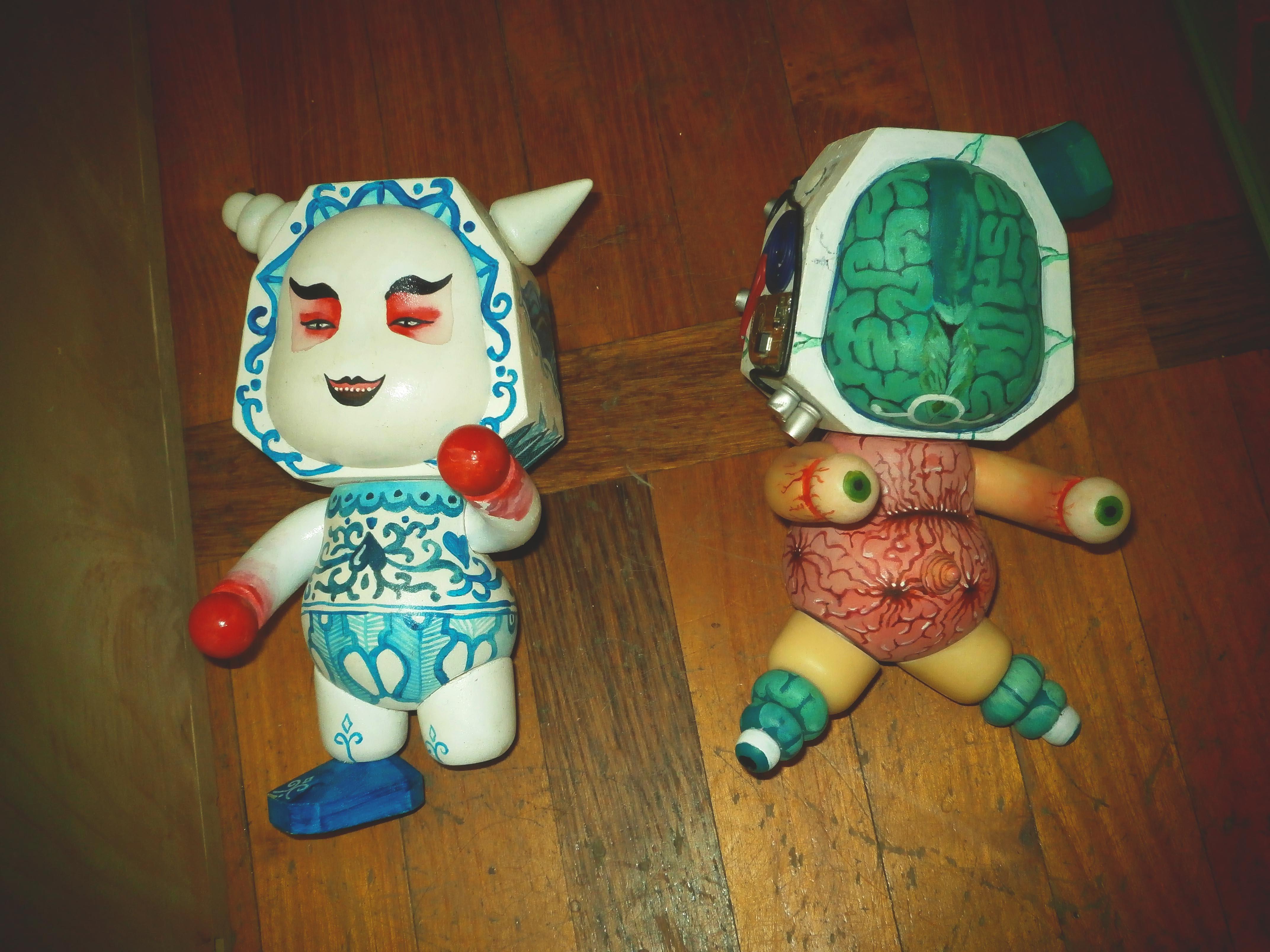 Urban toys