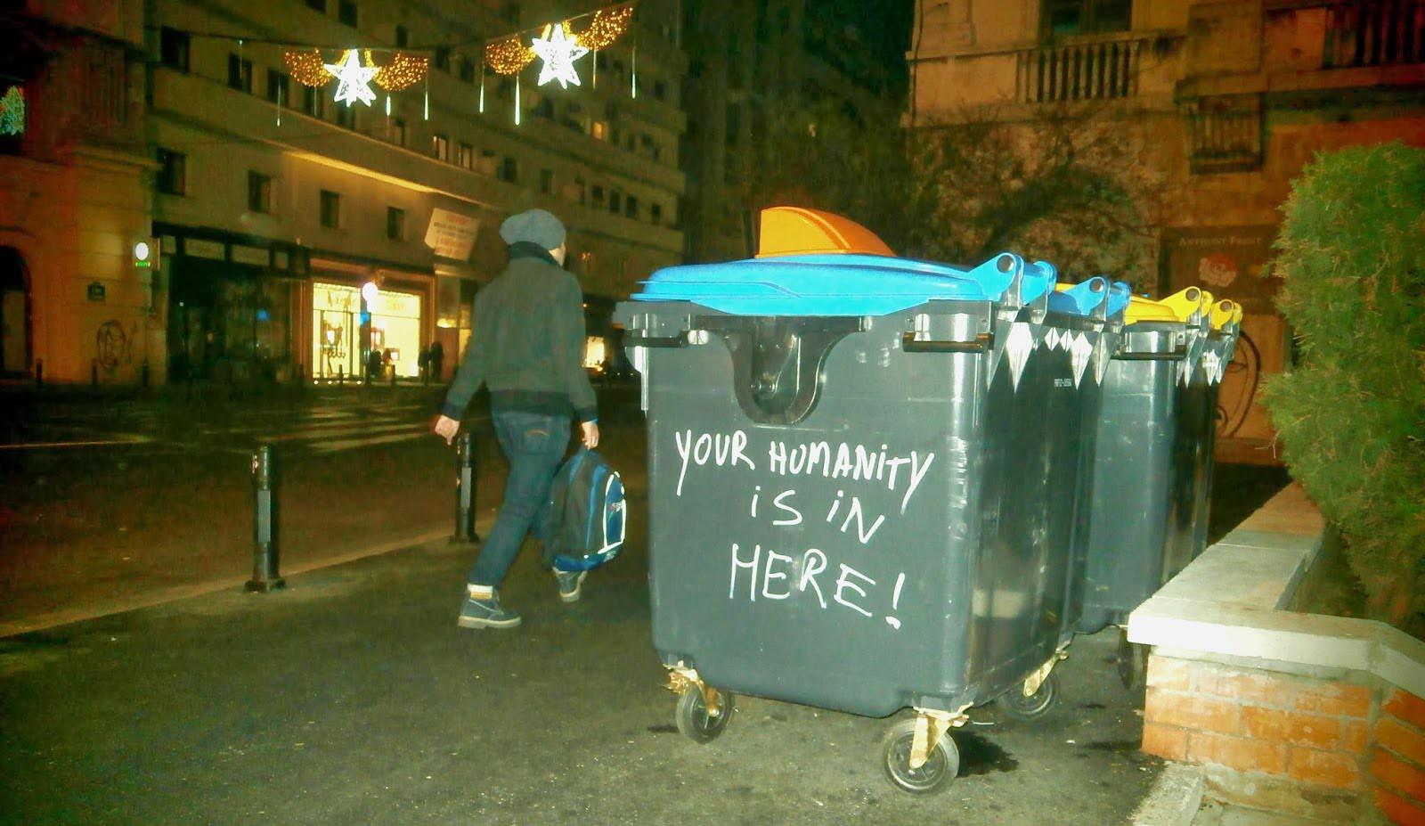 Dumpster Notes