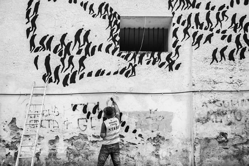 David de La Mano - Memorie Urbane