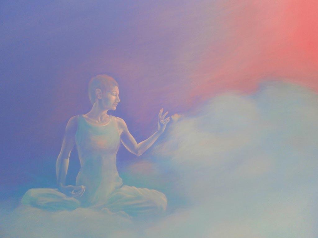 The sense of stillness