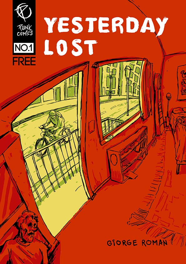 Yesterday Lost cover