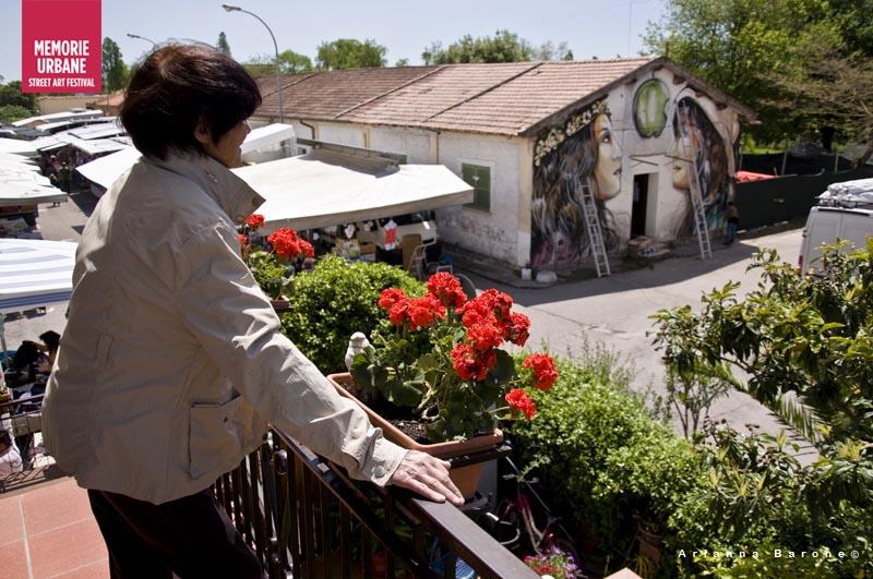 Alice Pasquini - Borgo Hermada