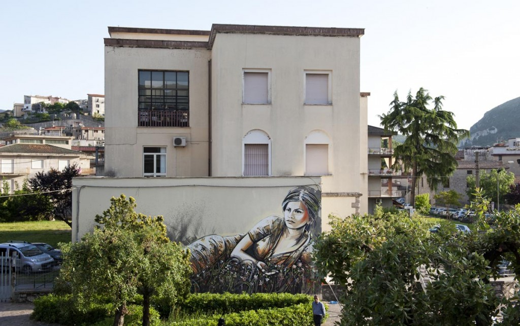 Alice Pasquini in Itri