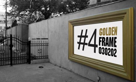 GOLDEN FRAME 030202