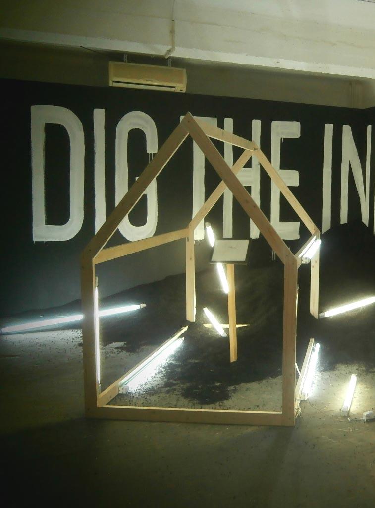 Dig the Inbetween