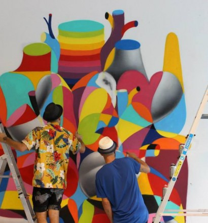 Remed and Okuda in Oslo