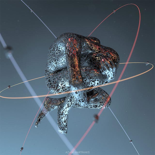 Adam Martinakis - Atomic