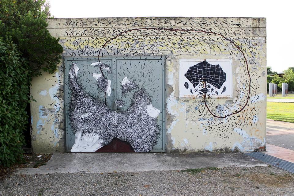Moallaseconda street artist