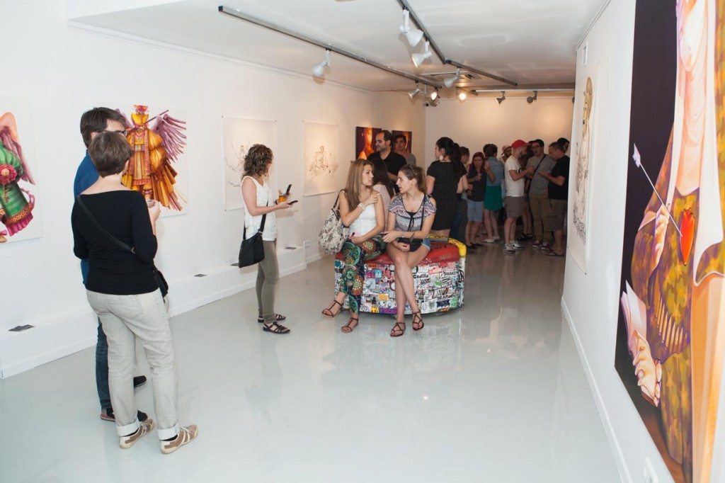 Montana Gallery Barcelona
