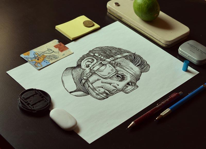 Valentin Leonida artist