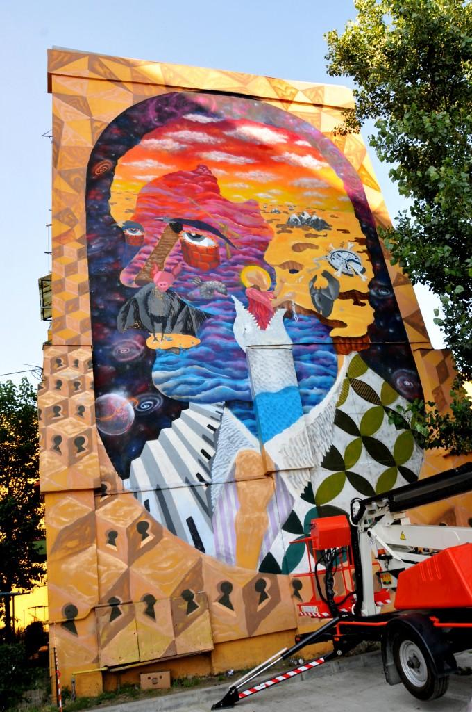 Street art Craiova