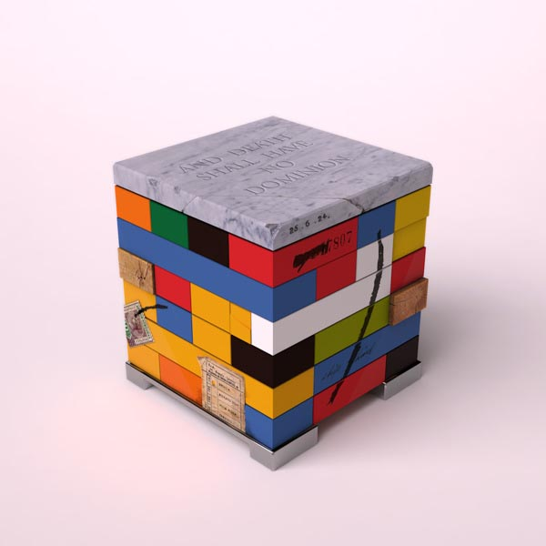 Valentin Leonida 3D artist