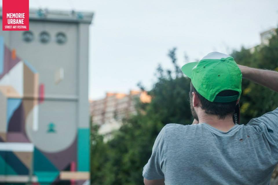 Nelio street artist