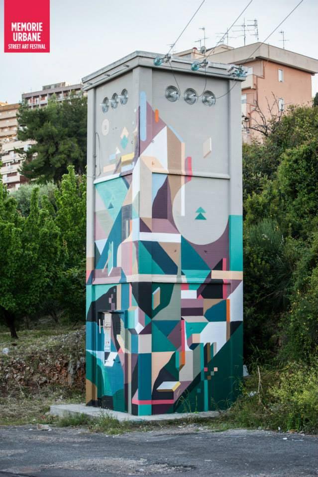 Nelio street art