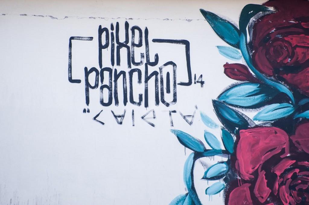 Pixel Pancho