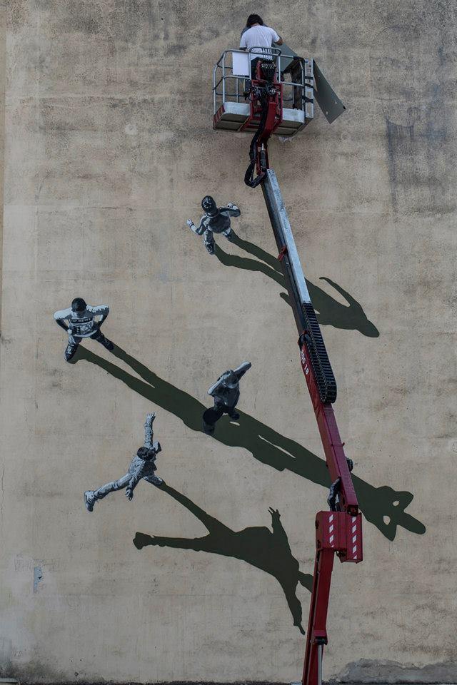 STROK in Gaeta / Photo: Anne Esser