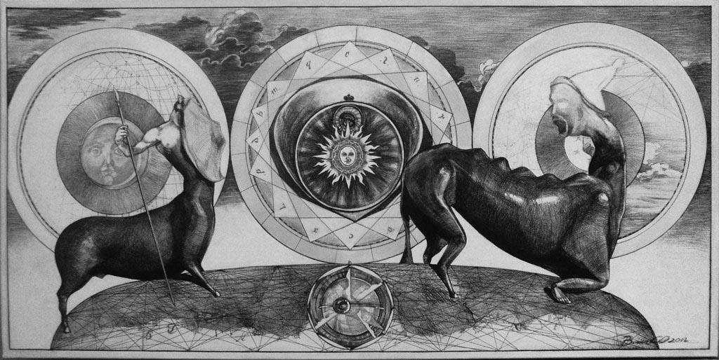 spiritus anima et corpus the re art