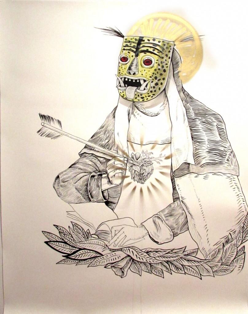 Saner - La Virgen del Guerrero