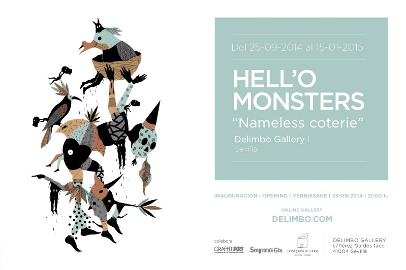 Hell'o monsters - Delimbo Gallery