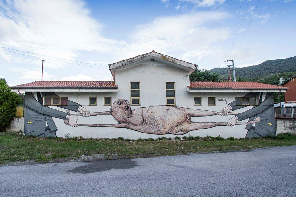 NemO's street art