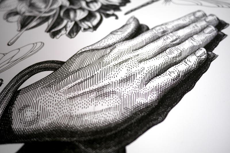 Prayer / Detail