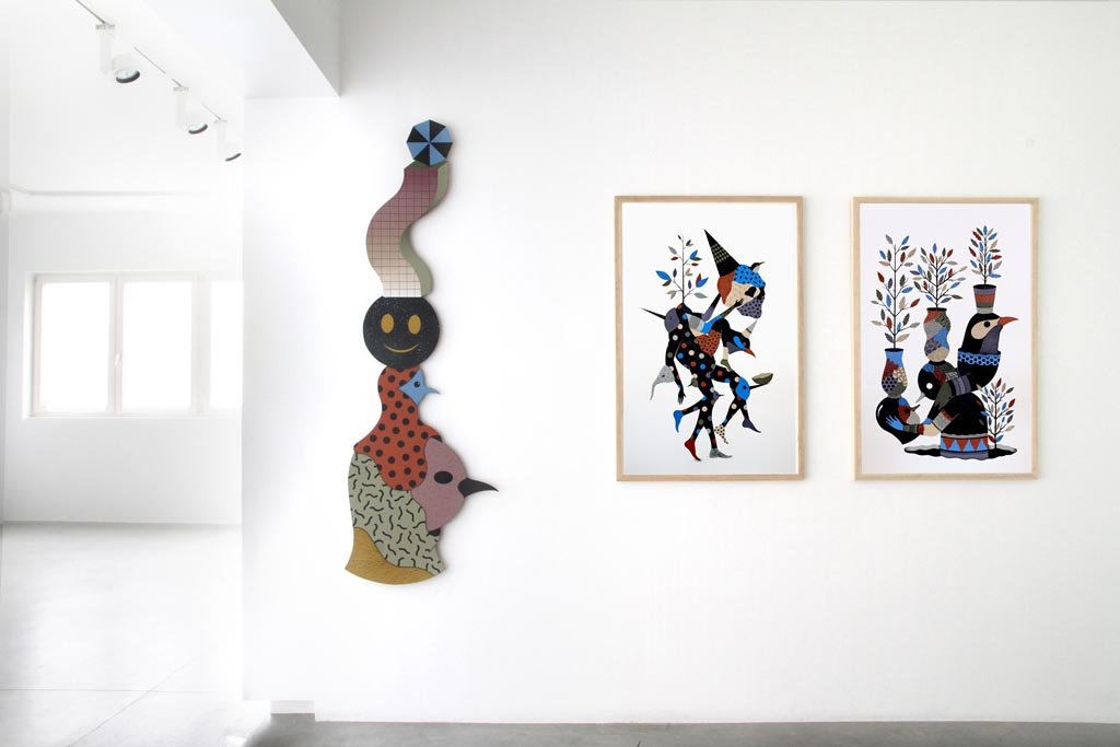 Past exhibition