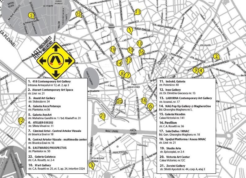 București ArtWeekEnd