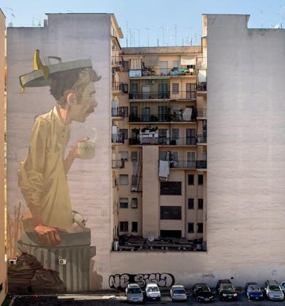 © BlindEyeFactory - Etam Cru, Roma 2014
