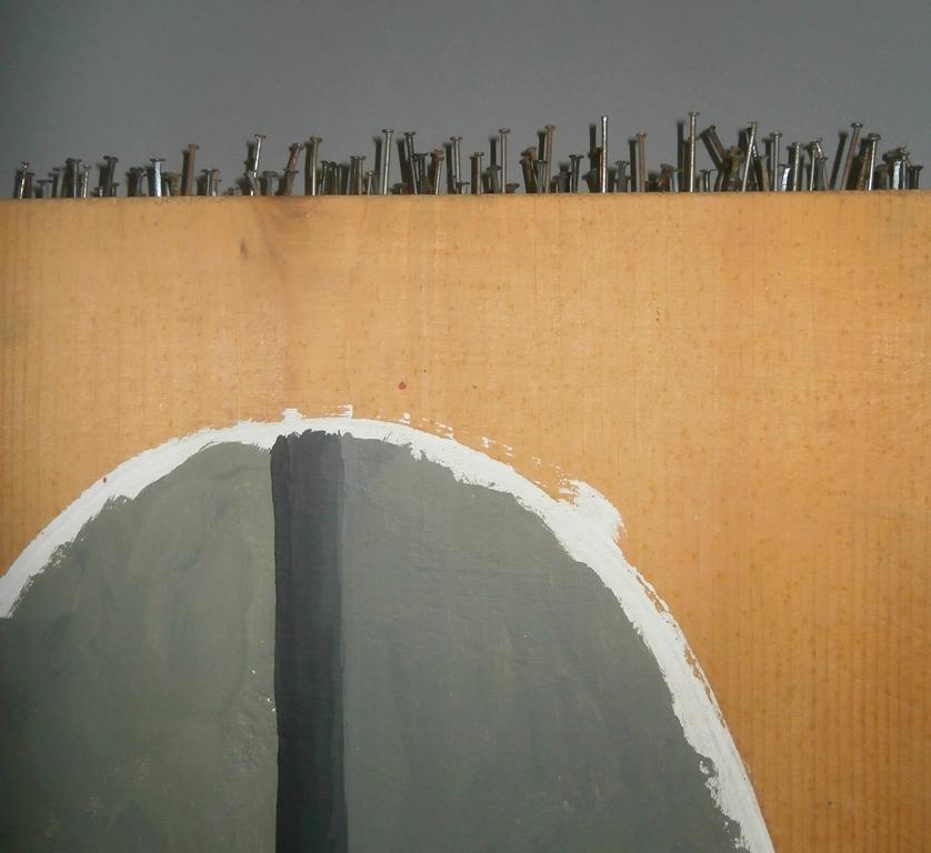 The pillar / Detail