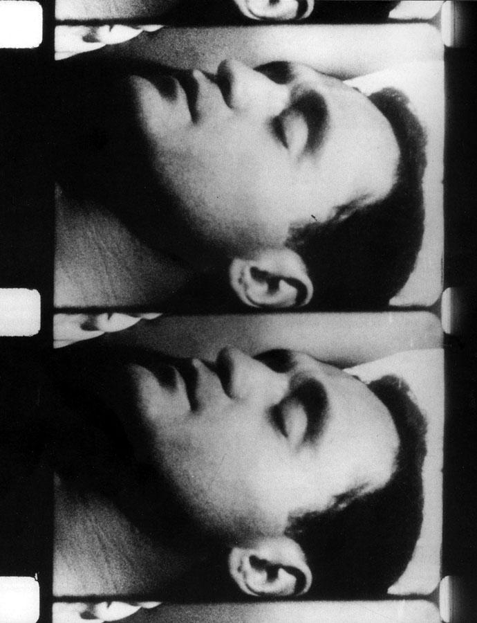Andy Warhol - Sleep