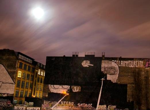 BLU in Berlin, 2014
