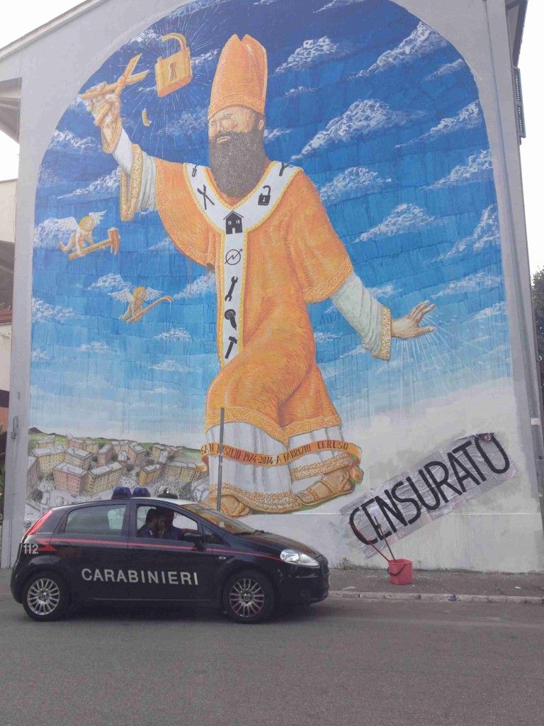 BLU - Progetto San Basilio / Censored