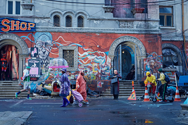 Still from 'The Zero Theorem'
