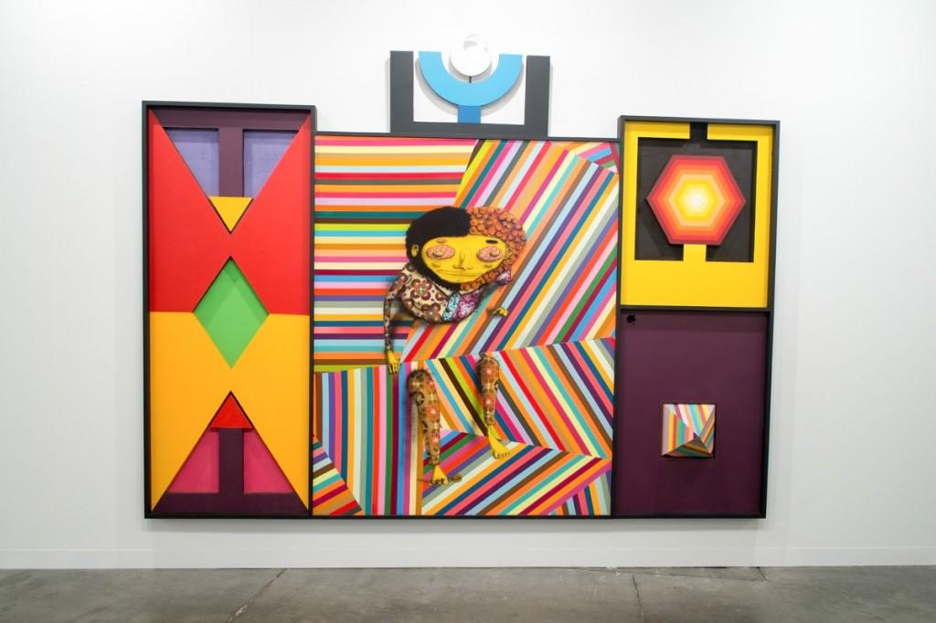 Os Gêmeos - Untitled, Lehmann Maupin Gallery
