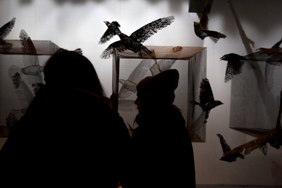 'Animal' Opening. Image © The Blind Eye Factory / via RexRomae