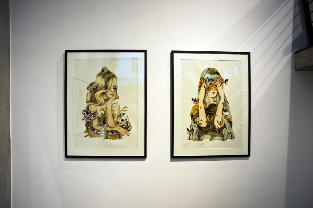 Andrea Wan @ BC Gallery