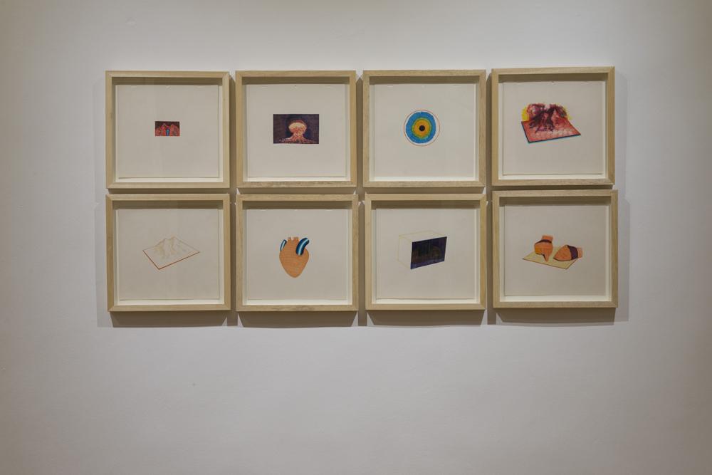 "Răzvan Anton - ""Mnemonics"" exhibition"