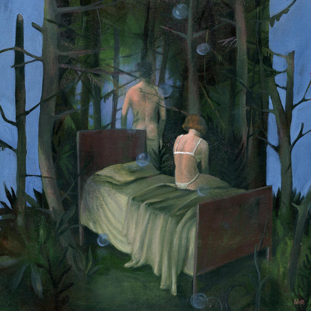 A. Wellinger - Hänsel und Gretel / Landscape series