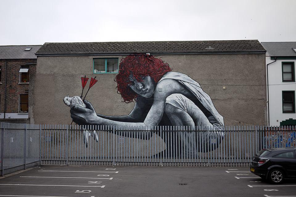 MTO - The son of PROTAGORAS, Belfast, North Ireland, 2014