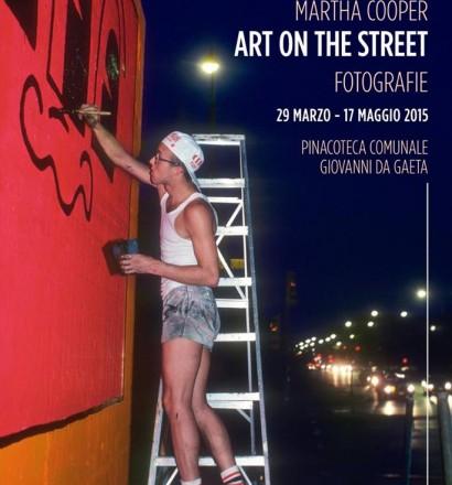 Martha Cooper - Art on the Street / Keith Haring - Photo by Martha Cooper