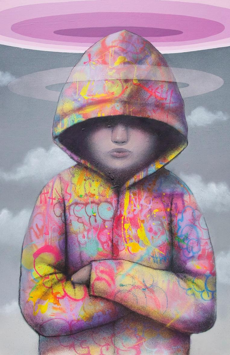 Julien Malland - Walking on a Dream @ Itinerrance Gallery