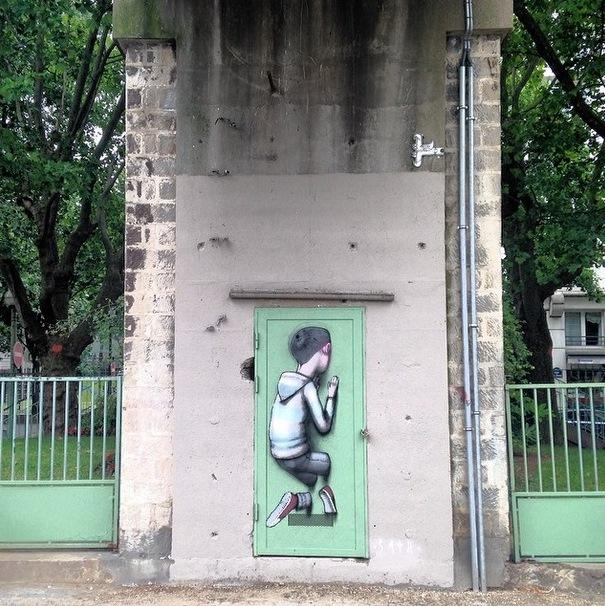 Julien Malland in Paris