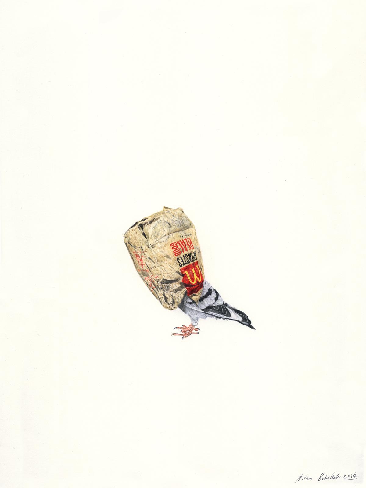 A. Batchelor - Pigeon Bag M