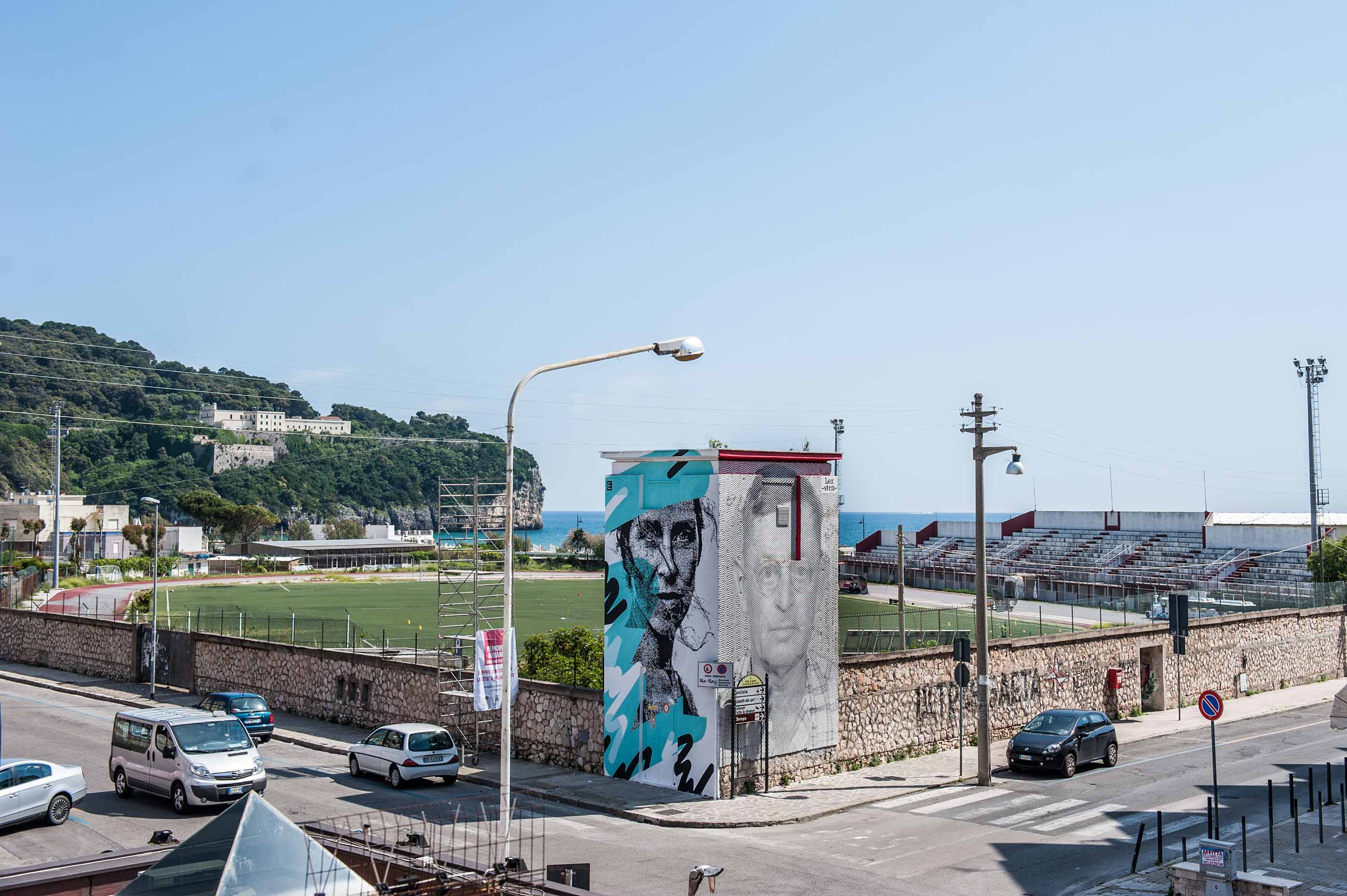 Eime in Gaeta / Photo: Flavia Fiengo