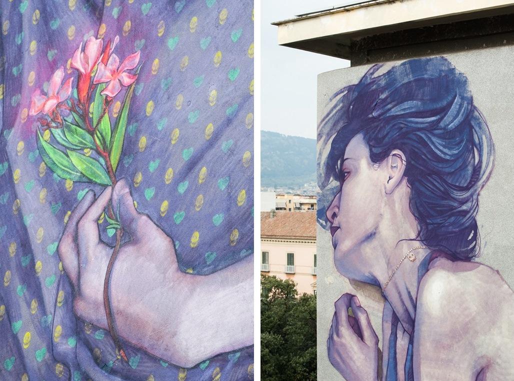 Natalia Rak + BEZT (ETAM), Caserta / Photo: Flavia Fiengo - Detail