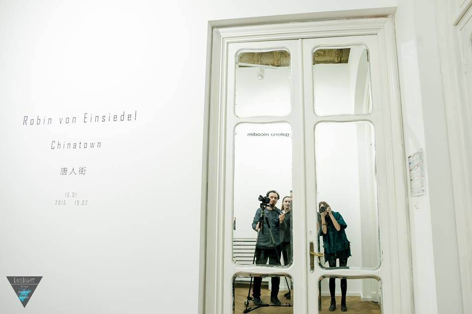 Insight. An eye on Bucharest's art galleries - making of