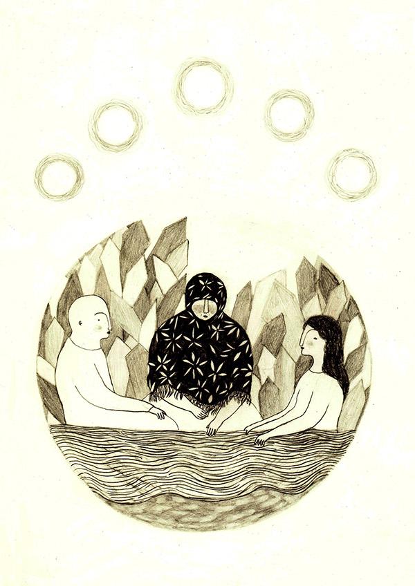 Yolanda Oreiro - In between us