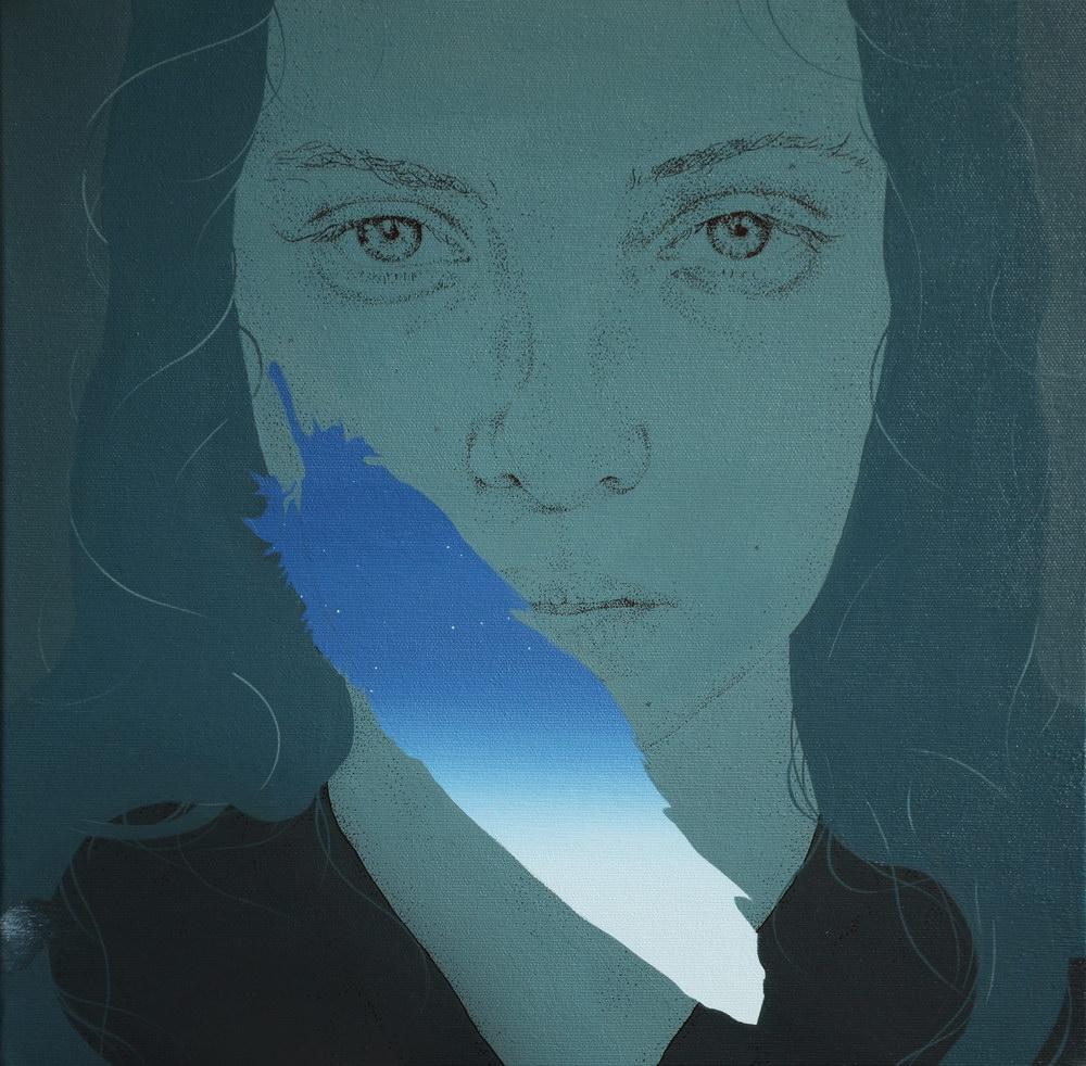 Alina-Ondine Slimovschi - 'Virgo II'