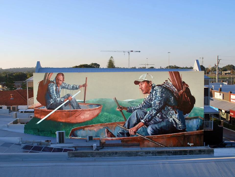 Fintan Magee - Road to Nowhere